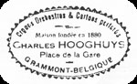 Stamp of Charles Hooghuys